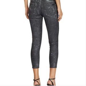 [ p o l o //  R L ] tompkins skinny crop jeans